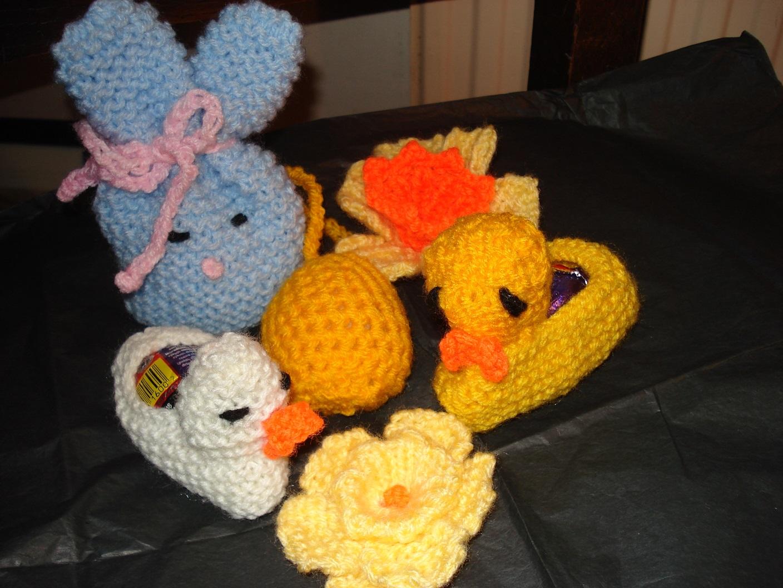 Knitting & Stitching - Trunch Village